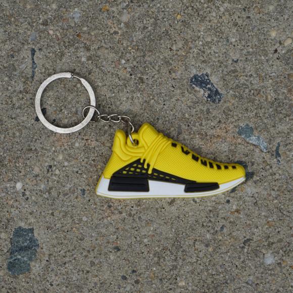 20a3d26b75dae Pharrell Adidas PW Human Race NMD Shoe Keychain. M 5b786f7a04e33d2dca7fd143